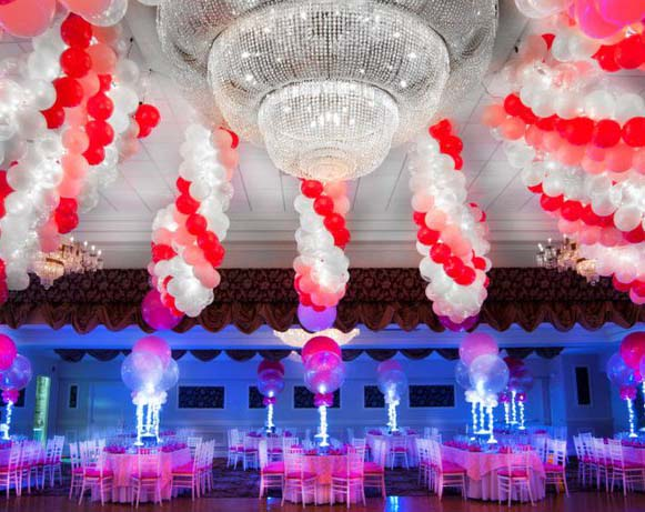 Mumbai balloon decorations mumbai balloon decoration is for Balloon decoration company