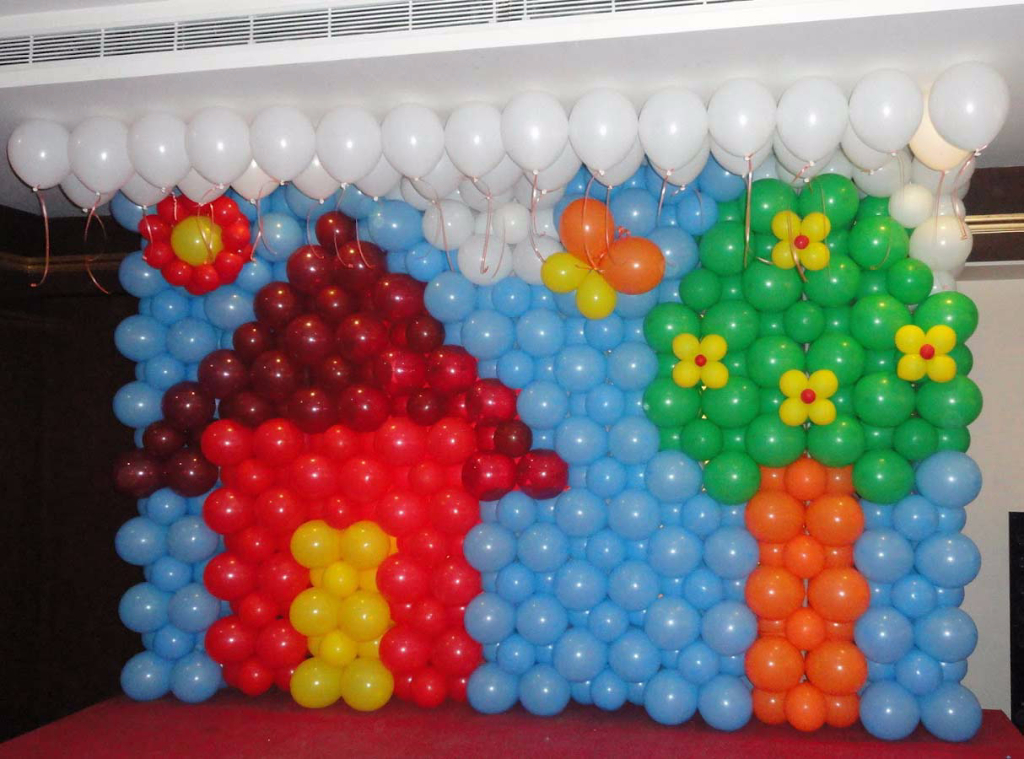 Mumbai balloon decorations mumbai balloon decoration is for Balloon decoration companies