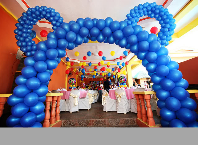 birthday balloons mumbai balloon decorations ForBalloon Decoration In Mumbai
