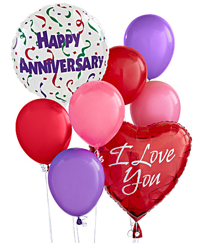Anniversary balloons mumbai balloon decorations for Balloon decoration in mumbai